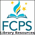 FCPS Library Resources icon