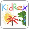 Kid rex icon